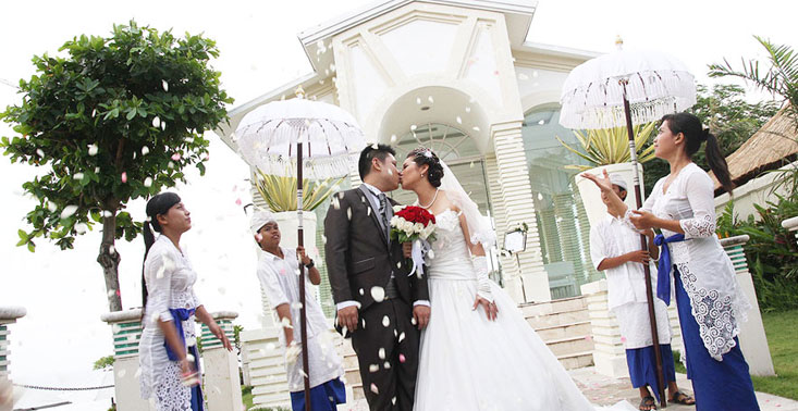 Wedding in Bali
