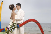 Bali Rainbow Wedding