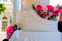 gay wedding cake bali