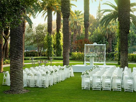 Garden Wedding Venues in Bali by Bali Rainbow Weddings
