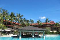 Holiday inn resort, wedding in bali