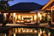 Sentosa Private Villas, Villa Wedding in Bali, Lesbian Wedding