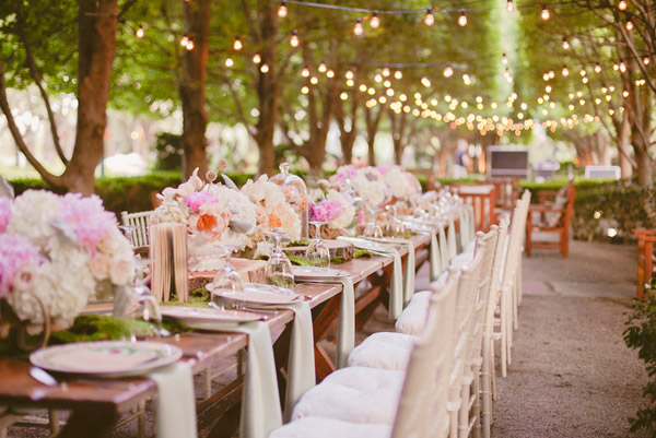 Spring Vintage Wedding Ideas: Garden Wedding Venues In Bali By Bali Rainbow Weddings